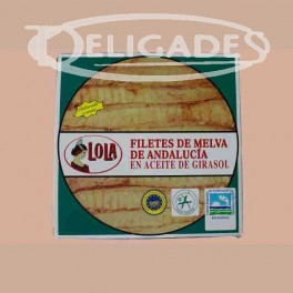 "FILETES MELVA A/VEG.""LOLA""RO-550"
